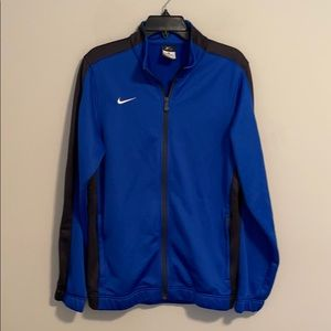 Nike zip up track jacket or sweatshirt